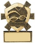 Swimming Mini Shield Award